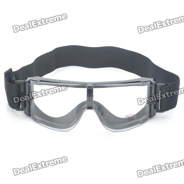 Tactical Outdoor War Game Fashion Goggles Glasses