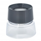 10X Cylinder Pocket Dome Magnifier