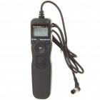 "1.2"" LCD Wired Timer Remote Switch Shutter Release for Nikon F5/F6/F90/F90X/F100 + More"