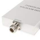 GSM900 890~915MHz/935~960MHz Cellphone Signal Booster Amplifier -White