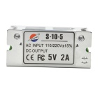 5V 2A Regulated Switching Power Supply (110~220V)
