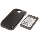 3.7V 3500mAh Extended Battery Pack with Back Case Cover for Samsung Galaxy Indulge/R910