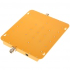 GSM WCDMA Cell Phone Mobile Phone Signal Repeater Booster Amplifier - Gold