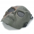 Juego protector War Military Tactical Shield Face Mask