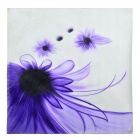 Hand Painted Oil Painting - Violet