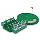 Golf Shot Glass Bar Drinking Game