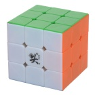 DAYAN 5 ZHANCHI 3*3*3 Brain Teaser Magic IQ Cube - Red + Blue