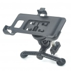 ABS Car Air Outlet Swivel Mount Holder for Samsung Galaxy S2/i9100 - Black