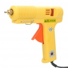 REWIN 100~220'C Temperature Adjustable Hot Melt Glue Gun (220V/2-Flat-Pin Plug)