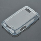 Protective TPU Back Case for Motorola MB525/Defy - Transparent