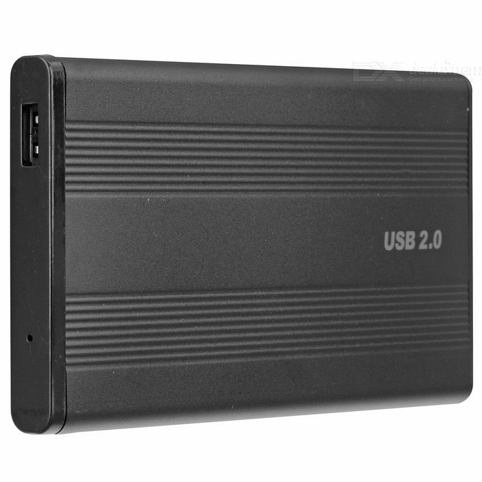 De 2,5 pulgadas USB 2.0 IDE HDD Enclosure