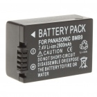 Replacement Rechargeable 2900mAh 7.4V Battery Pack for Panasonic DMC-FZ40/FZ45/FZ48/FZ100