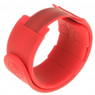 Silicone Wrist Band for Ipod Nano - Red