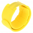Silicone Wrist Band for iPod Nano - Yellow