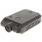 "F185CK 3MP Wide Angle Car DVR Camcorder w/ 4-LED IR Night Vision/SD Slot (2.5"" TFT LCD)"