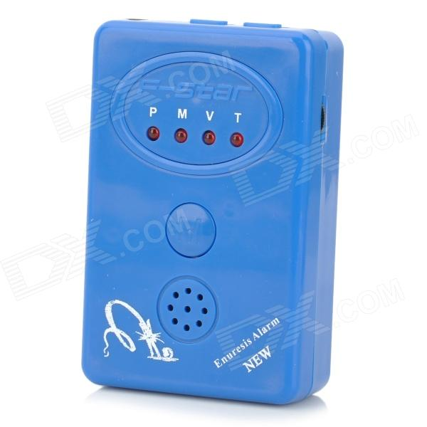 Bedwetting Enuresis Alarm for the Olds & Patients - Blue (2 x AAA)