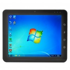 "9.7 ""kapazitiver LCD Win 7 Ultimate Tablet PC w / Camera / Wi-Fi / TF (Intel N455 AtomTM 1.66GHz/32GB SSD)"