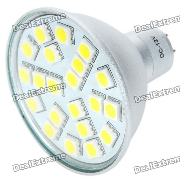 MR16 4.2W 6500K 336-Lumen 21-5050 SMD LED White Light Bulb (DC 12V) браслеты kameo bis браслеты