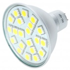 MR16 4.2W 6500K 336-Lumen 21-5050 SMD LED White Light Bulb (DC 12V)