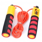 NINJA Exercise Skipping Jumping Rope with 3-Digit Counter - Random Color (280cm-Rope)