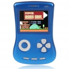 JXD 100 2.8&quot; LCD Game Console Media Player w/ Camera/TF/Mini USB/AV-Out/3.5mm Jack - Blue (4GB)