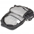 Outdoor Multi-Function Backpack Bag with Rain Cover - Grey