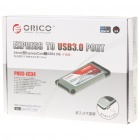 ORICO USB 3.0 34mm Express Card Adapter for Laptop/Notebook - Black (Max 5.0 Gbps)