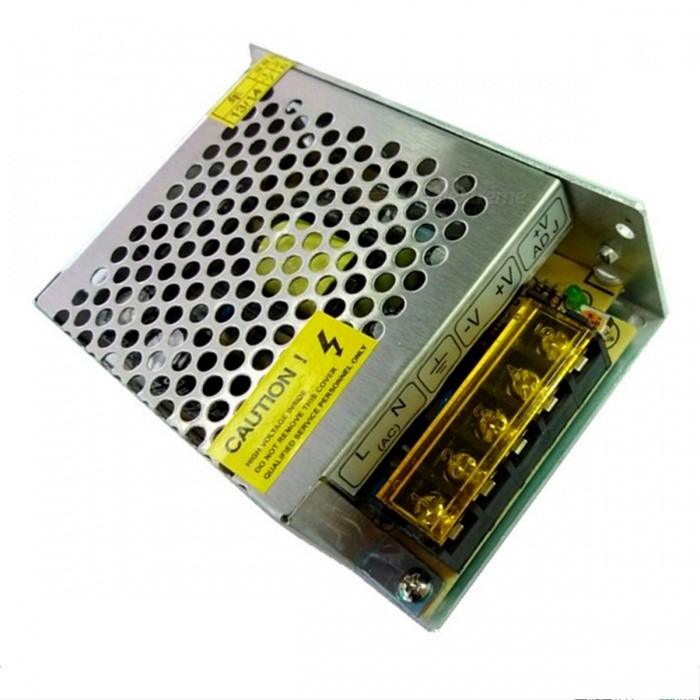 12V 5A Power Supply Transformer for LED Light Bulb (AC 110~220V)
