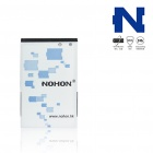 NOHON Replacement 3.7V 1100mAh Battery Pack for HTC Touch Diamond 2/T5388/T5353 + More