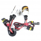H1 35W 6000K 3600-Lumen White Xenon HID Headlamps with Ballast Set (DC 9~16V/Pair)