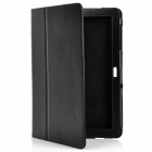 Stylish Protective PU Leather Carrying Bag for Samsung P7510 Galaxy Tab 10.1 - Black