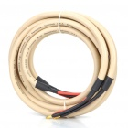 Hi-Fi Speaker Cables - Pair (2M-Length)