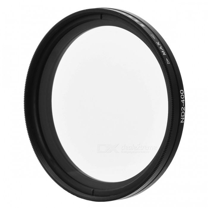 Neutral Density ND2-ND400 Fader ND Filter (58mm) fotga neutral density nd2 nd400 fader nd filter 72mm