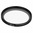 Neutral Density ND2 ND400-Fader ND-Filter (62mm)