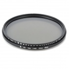 Neutral Density ND2-ND400 Fader ND Filter (72mm)