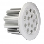 15W 3300K 1050LM 15-LED Warm White Light Deckenleuchte (85 ~ 265V)