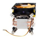 High Performance 3P Socket Coppery Cooler for PC CPU Heat Pipe