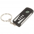 Anti-Static/Static Electricity Eliminator Keychain for Car/PC/Metal + More - Audi Logo