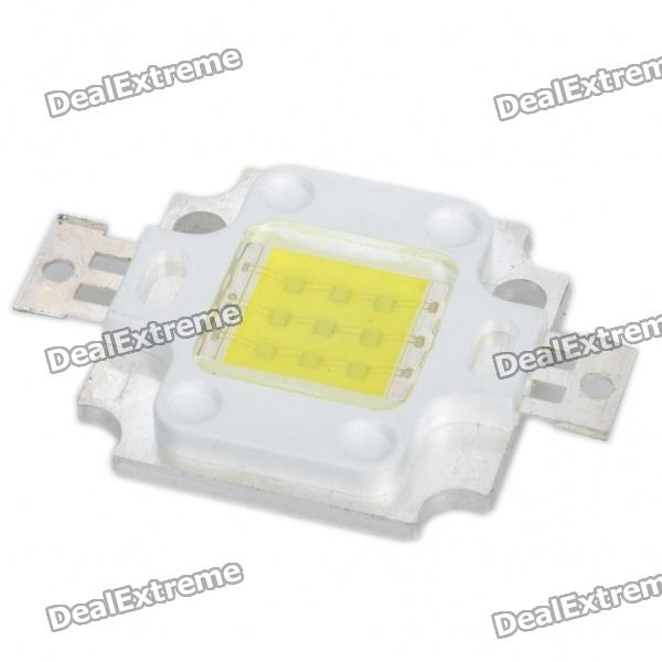 Planta hidropônico Grow 10W 10000K azulado White Light 9-LED Module