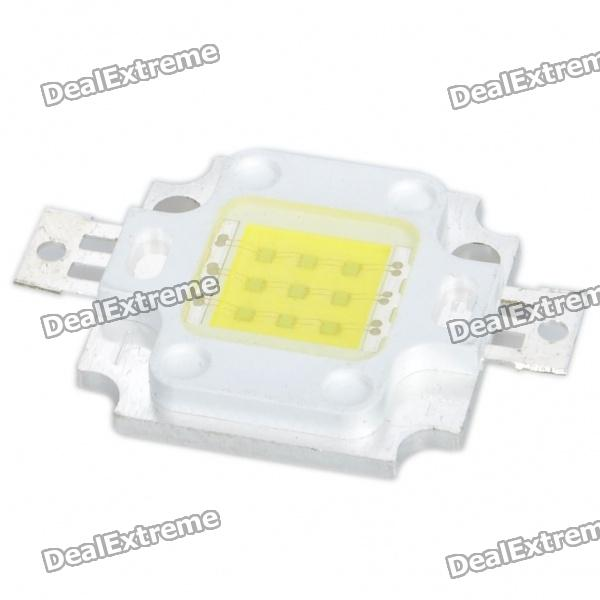10W 20000K 700-Lumen 9-LED Cold White Light Hydroponic Plant/Fish Grow Bulb (DC 9~11V)