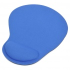Ergonomically Wrist Rest Mouse Pad - Blue
