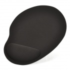Ergonomically Wrist Rest Mouse Pad - Black