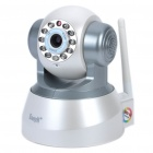 EasyN 300KP Wireless WiFi/WLAN Network Surveillance IP Camera w/ 10-LED Night Vision/Microphone/Horn