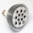 E27 12W 3300K 840lm Warm White LED Spot Light (85 ~ 265V)