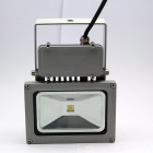 10W 3300K 700LM Warm White LED Flood Light (85~265V)