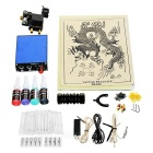 D 169 Professional 1 Gun Tattoo Complete Kit