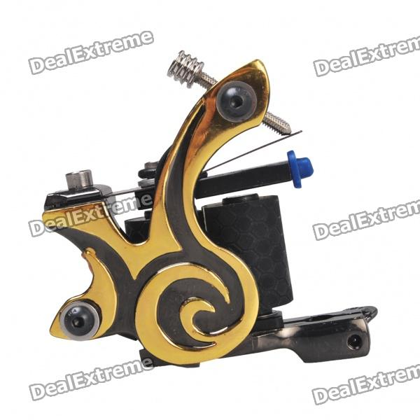 Top New Custom Cast Iron Tattoo Machine Gun Shader