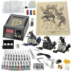 3 Professional Tattoo Machine Gun Kits