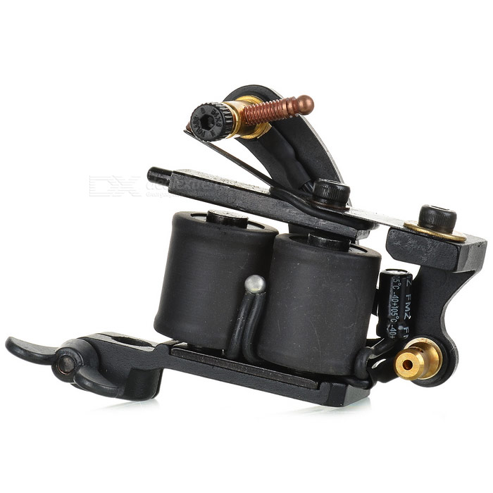 3 professional tattoo machine gun kits free shipping