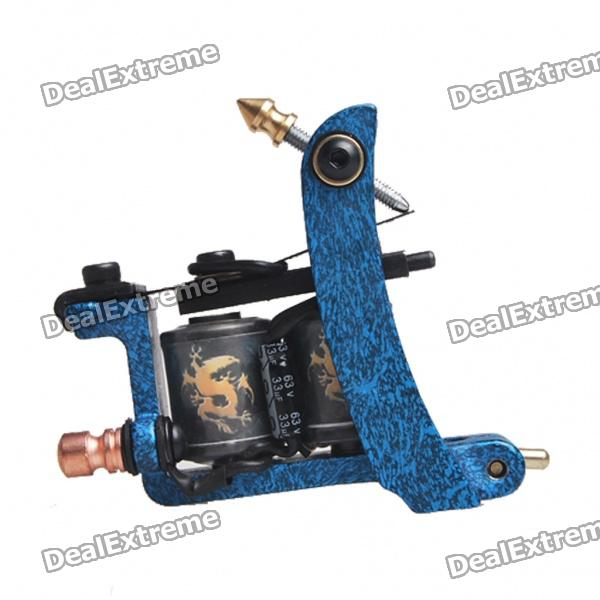 Custom Cast Iron Tattoo Machine Liner Shader Gun